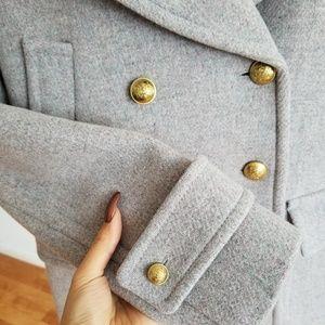 J. Crew Jackets & Coats - 🍁 J.crew 80% wool coat!